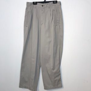 Vintage Northern reflections high pleated trousers